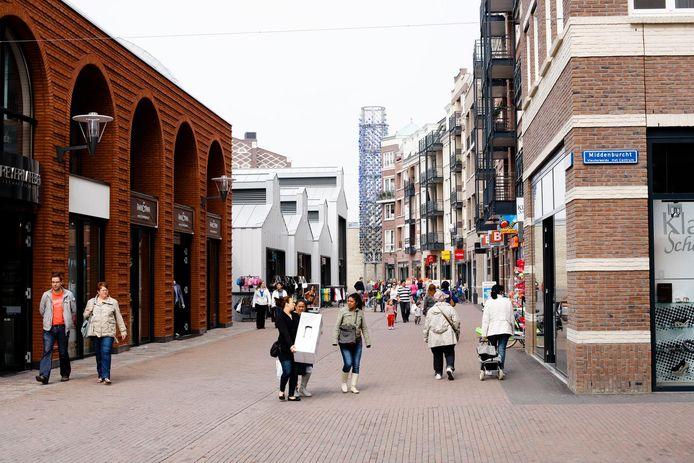 Winkelcentrum Vleuterweide is verboden gebied voor de leerlingen van het Amadeus Lyceum.