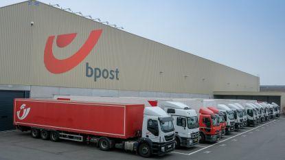 Bpost verwijdert twee rode brievenbussen