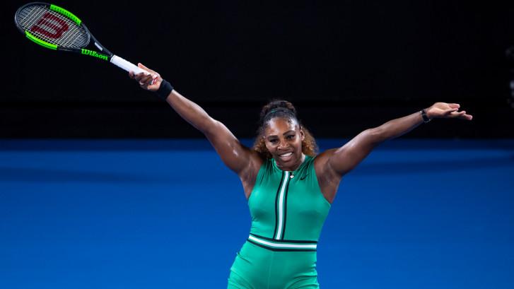 Serena Williams heeft geen idee waar haar trofeeën zijn