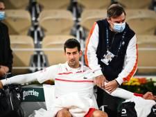 """Busta agacé par l'attitude de Djokovic: """"À chaque fois qu'il est en difficulté, il le fait"""""""