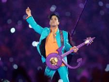 Gitaar van Prince verkocht voor half miljoen euro