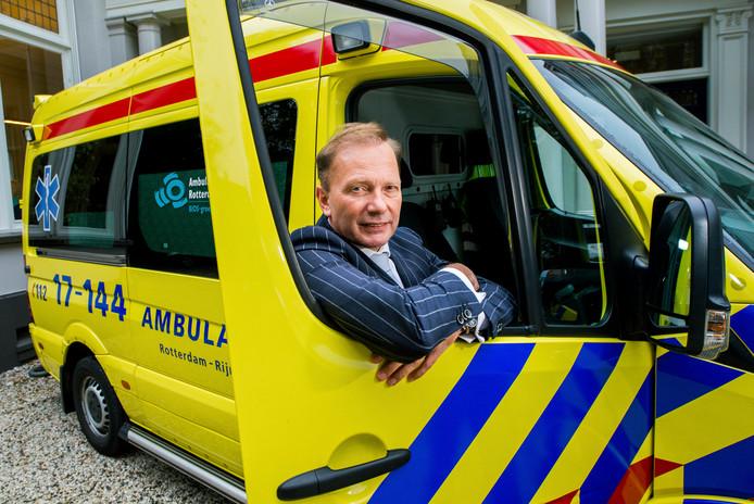 Stef Hesselink, algemeen directeur van de BIOS-groep.