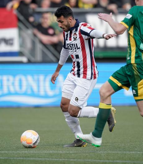 Bekijk hier het volledige speelschema van Willem II in de eredivisie