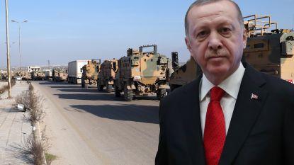 "Erdogan kondigt offensief aan: ""We zullen Syrisch regime terugdringen"""
