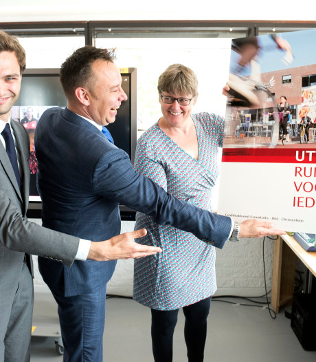 Utrechts formatiedossier openbaar? 'Alle informatie die de overheid bezit is van ons'