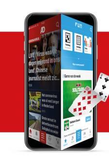 Nu ook in de app: puzzels, spelletjes en quizzen