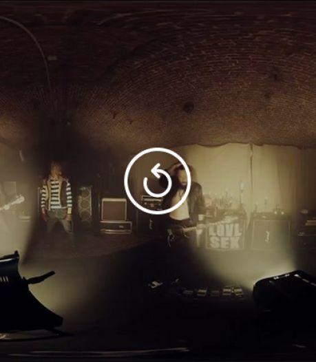 Des concerts en immersion à 360° grâce à VR Sessions