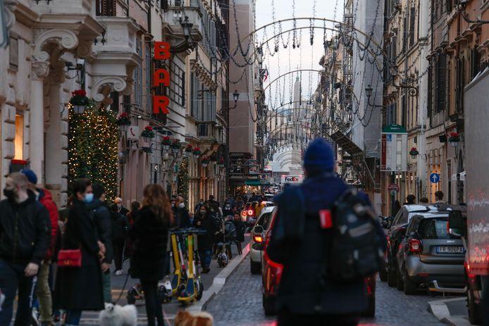 Rome, ce 27 décembre