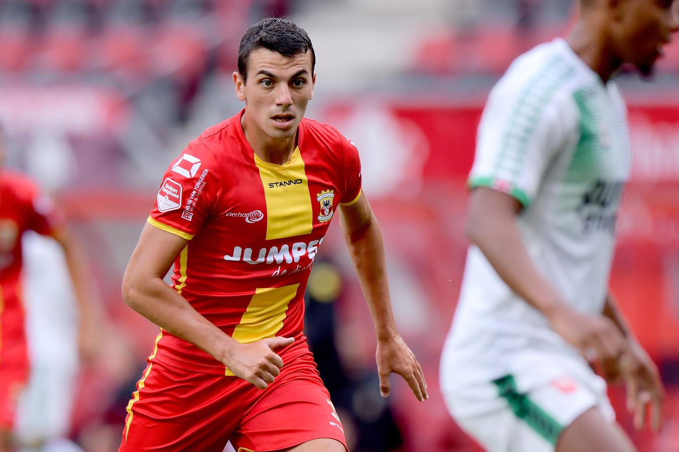 Antoine Rabillard van Go Ahead Eagles