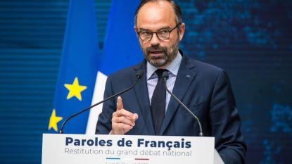 Frans nationaal debat werpt zijn vruchten af: premier wil belastingverlaging