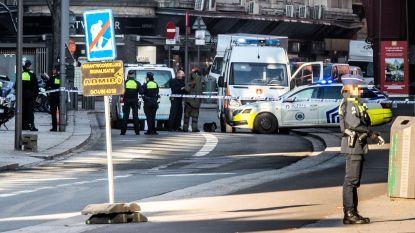 """Verdacht koffertje Centraal Station 'ontmijnd': """"vals alarm"""""""