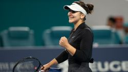 VIDEO. 31ste zege al voor Canadese sensatie Bianca Andreescu (18) - Federer niet zonder moeite