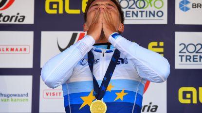 Jongste winnaar ooit van EK tijdrijden maar... er liggen nóg wat uitdagingen en records klaar, Remco