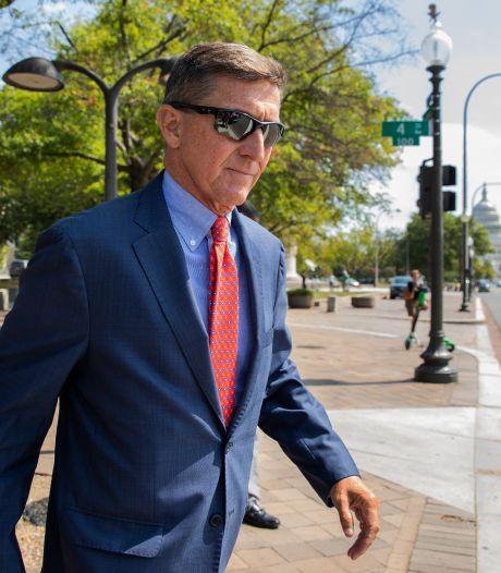 'Trump wil voormalig medewerker Michael Flynn gratie verlenen'