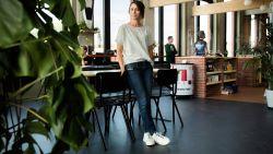 """De eerste zomer van Julie (35) in ontmoetingsplaats CUP: """"Ochtendloopjes of vergaderen en yoga: met die ideeën gaan we nu beetje bij beetje van start"""""""