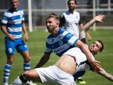 De Graafschap verliest besloten oefenduel van PAOK Saloniki