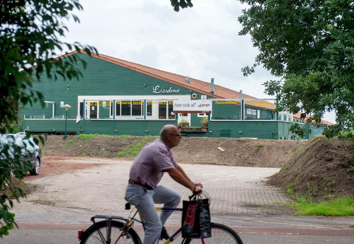 Projectontwikkelaar DPP kocht de voormalige manege in 2012.