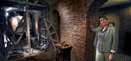 Brieven van Johan van Oldenbarneveldt kwamen op Slot Loevestein ongeschonden de oorlog door