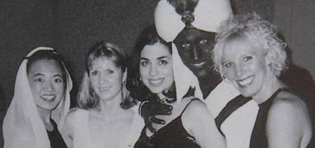 Justin Trudeau s'excuse pour cette photo le montrant grimé en noir