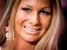 Verliefde Barbie gunt ex-man Michael 'alle geluk'