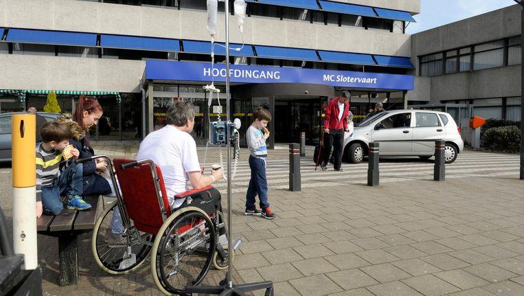 MC Slotervaart is sinds 2014 bezit van zorgondernemer Loek Winter, oud-bankier Willem de Boer en anderen Beeld Dijkstra BV
