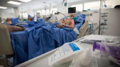 Meer dan 800 nieuwe overlijdens in Italië, aantal nieuwe besmettingen in zwaar getroffen Lombardije loopt wel terug