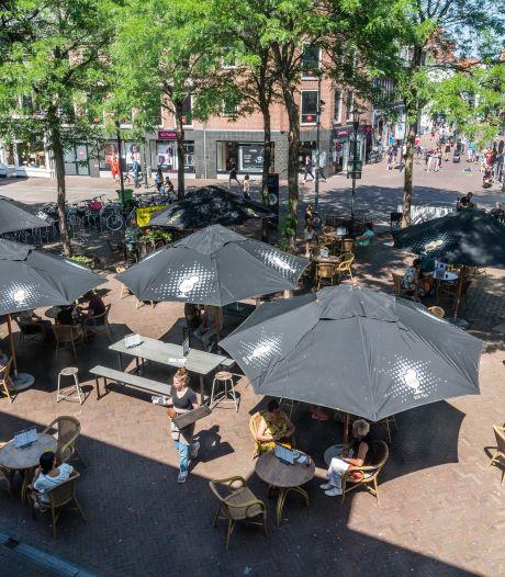 Opluchting bij café Lazy Louis: buurman Taco Bell wil terras delen