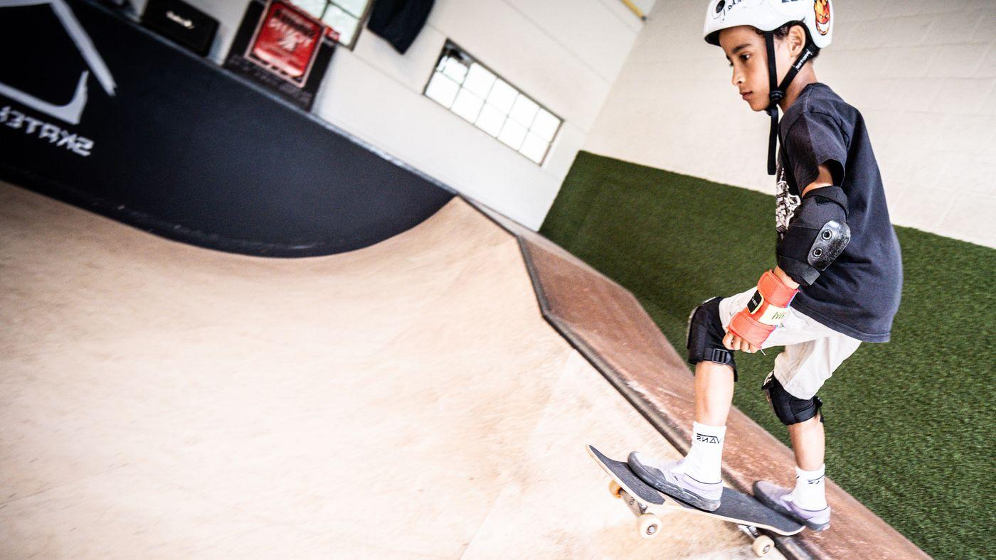 Summer Skills: Skaten