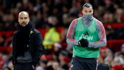 """""""Ibra, jij praat veel maar beweegt nog weinig"""": was deze Man City-plaagstoot aanleiding van tunnelgevecht Old Trafford?"""