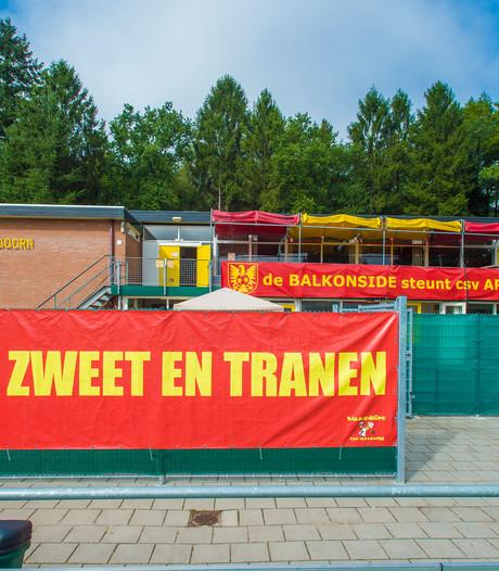 CSV Apeldoorn klaar voor bekerduel tegen Willem II