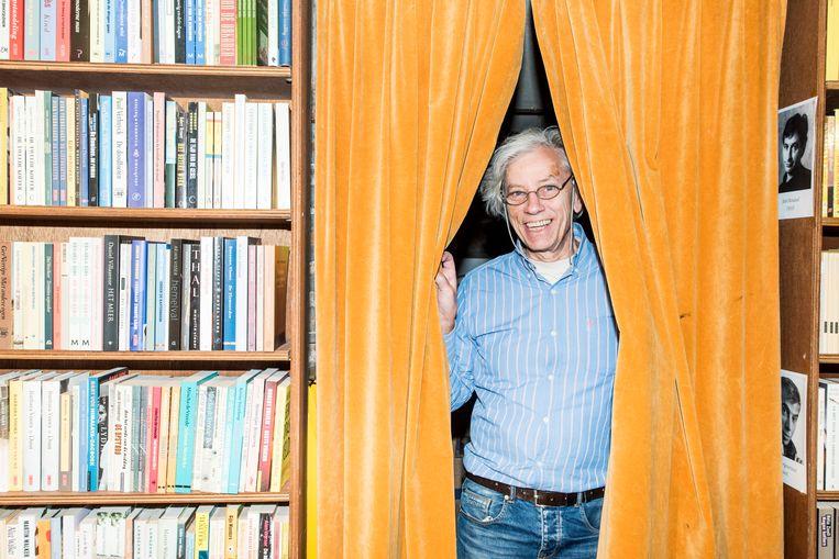 Robert Jan Wesly van De Tribune, Maastricht. Beeld Jan Mulders