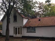 Vluchtelingengezin uit afgebrande woning in Waalre woont elders in het land