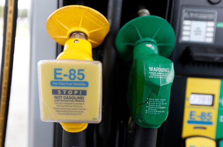 E85 kan je al op verschillende plekken in het buitenland kopen.