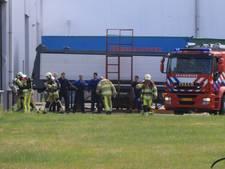 Gewonde bij brand in machinefabriek in Raalte