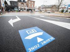 Scherpe controle blauwe zone in centrum Bilthoven