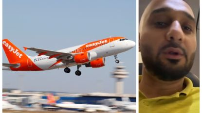 Passagier boos op Easyjet: na 15 minuten op wc doet steward de deur open