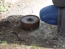 Roosendaals echtpaar treft mogelijk 'leeg' explosief aan bij werkzaamheden in tuin