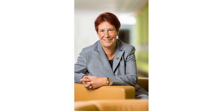 Marian Kaljouw, voorzitter van de NZa, over het faillissement van het Slotervaart en IJsselmeerziekenhuis: 'Het was niet goed, maar het kon niet anders.' Beeld