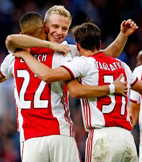 Nog veel vraagtekens bij Ajax bij start nieuw seizoen