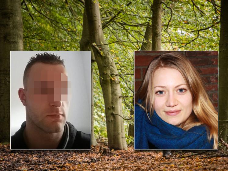 Michael P. doodde Anne Faber met messteken in hals en nek