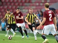Spektakel bij Jong Vitesse - JVC: gemiste penalty's en kansen en rood