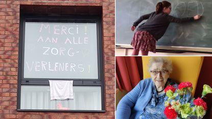 #SamenTegenCorona: applaus voor zorghelden, huisarts wordt dj en Aurelie (10) maakt pakkende video