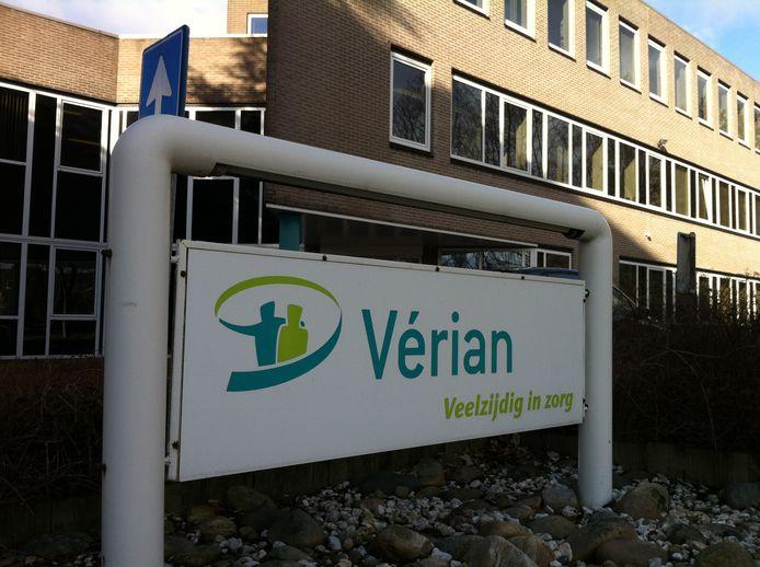 Kantoor van thuiszorgorganisatie Vérian in Apeldoorn. Foto Arnold Zweers
