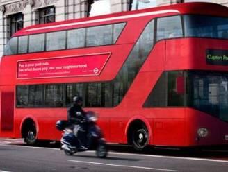 Beroemde dubbeldekkers in Londen krijgen nieuwe look