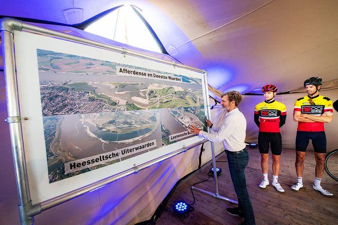Deest/Nederland: Opening Waalprojecten Afferden/Deest, Dgfotofoto: Bert Beelen
