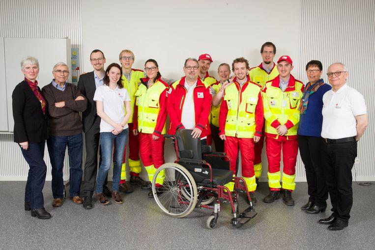 De Rode Kruis-afdeling van Sint-Niklaas gaat op zoek naar extra vrijwillgers.