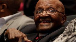 Ook Desmond Tutu stopt als ambassadeur van Oxfam