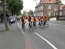 1050 kilometer gefietst voor Kindervakantiewerk Groesbeek