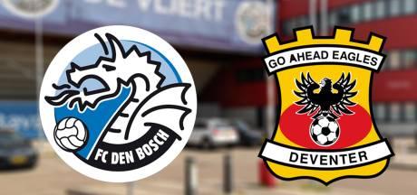 LIVE | Blijft GA Eagles ongeslagen en breekt het in Den Bosch het honderd-jarige clubrecord?