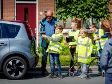 Kinderen zien hoe hard hun ouders rijden: 'We moeten hem zeker aanhouden'